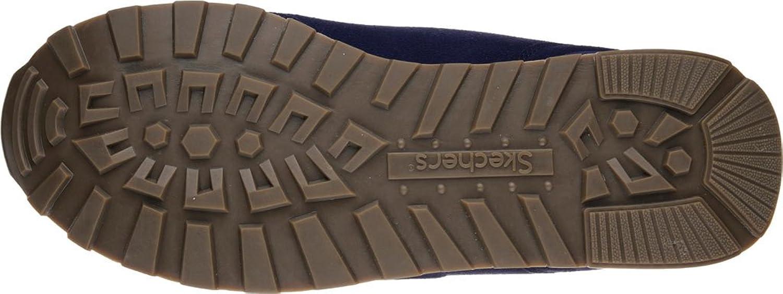 Skechers OG 82 52303-NVY, Zapatillas para Hombre, Mehrfarbig (Blue 001), 42 EU