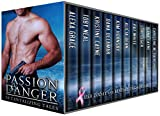 Passion & Danger - A Romantic Suspense Set to Benefit Thymic & Breast Cancer