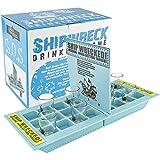 "Fairly Odd Novelties FON-10043 ""Who Needs a Ship? Take Your Shots Into Battle"" Shipwreck Drinking Game"