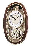 Brand New Rhythm Musical Clocks Trumpet Boys - 4MJ895WD23