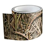 "Mossy Oak Graphics (14007-2-SGB) Camouflage 2"" Wide Shadow Grass Blades Tape Roll"
