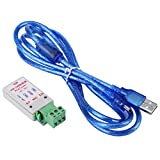 SoarUp USB To CAN Interface Adapter USB to CAN Analyzer CAN-BUS Converter Adapter Support with USB Cable Support XP/WIN7/WIN8