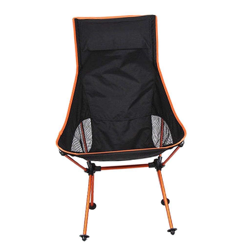 Unbekannt Sharplace Campingstuhl Faltstuhl Klappstuhl Gartenstuhl mit Aufbewahrungstasche für Outdoor und Indoor