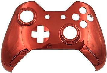 Canamite - Carcasa Protectora para Mando Xbox One Rosso: Amazon.es ...