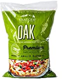 Traeger Grills PEL310 Oak 100% All-Natural Hardwood Pellets Grill, Smoke, Bake, Roast, Braise and BBQ, 20 lb. Bag,