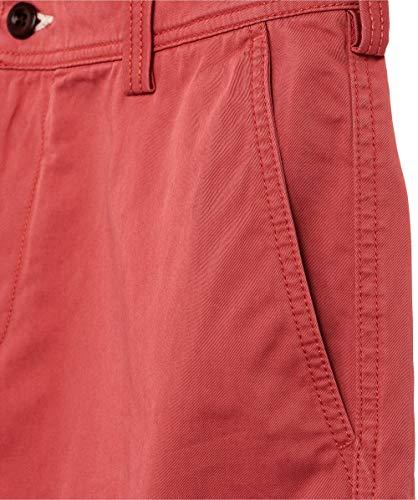 De Sarga Rojo Hombres Relajados Gant Utilitarios Shorts WgqgH7