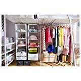 IKEA 403.000.49 Organizer with Compartments, White
