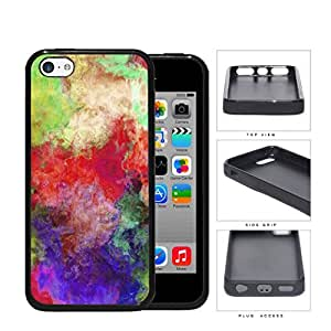 Watercolor Painting Abstract Art Rubber Silicone TPU Cell Phone Case Apple iPhone 5c