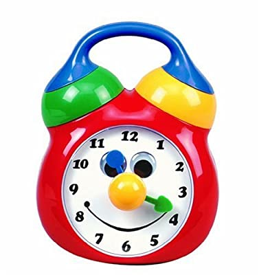 Tolo Toys Tick Tock Musical Clock from Small World Toys