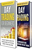 img - for Trading: Day Trading: for Beginners: The Day Trading Guide for Making Money with Stocks, Options, Forex and More + A Comprehensive Guide to Making Money with Day Trading book / textbook / text book