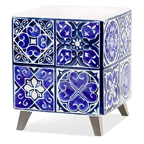 Scentsy Indigo Tile Full Size Warmer