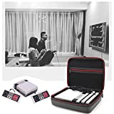 For NES Classic Mini Case Hard Travel Carrying Case for Nintendo NES Classic Mini Console