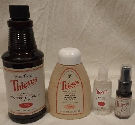 Thieves Healthy Home Kit - Thieves Household Cleaner