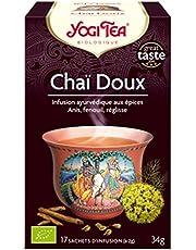 Yogi Tea Sweet Chai, 17 Stuk, 17 Units