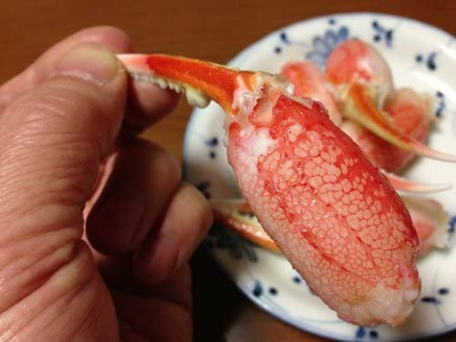 ボイルずわいがに蟹爪(一本爪) 一爪