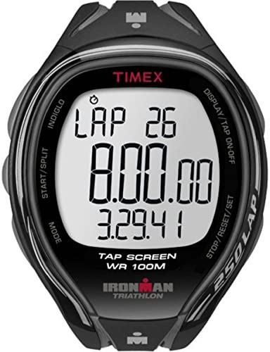 Timex Ironman 250 Lap TapScreen Watch