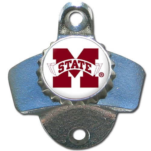 NCAA Mississippi State Bulldogs Wall Bottle Opener