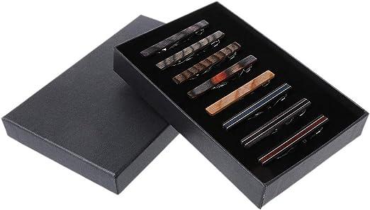 chenpaif - Broche para Corbata, diseño de Caballero: Amazon.es: Hogar