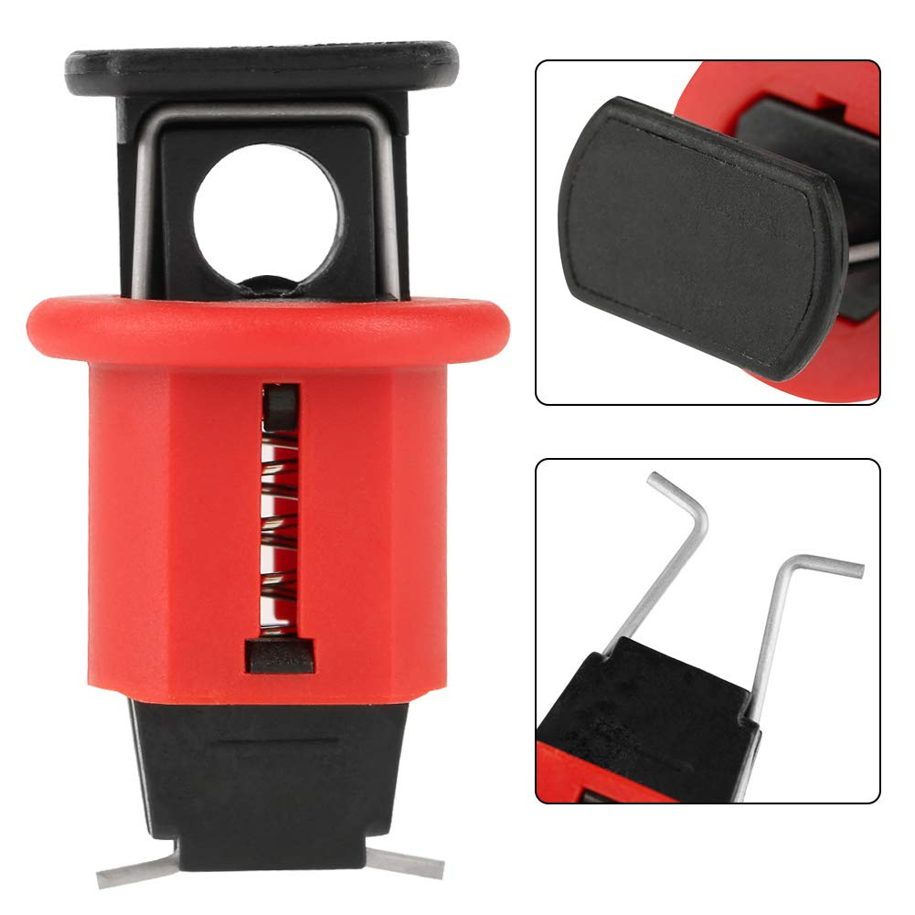 Circuit Breaker Lock Air Switch Circuit Breaker Safety Lockout for Power Isolation