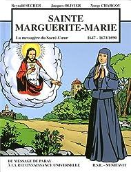 Sainte Marguerite-Marie La Messagère du Sacré-Coeur