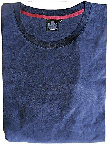 Ahorn Longsleeve blau 9XL-80/82