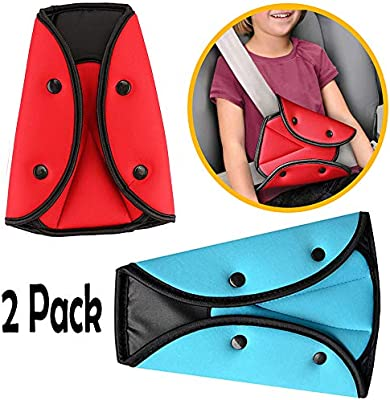 TRIANGLE HOLDER CAR SEAT BELT SAFE PROTECTOR FOR CHILD BABY KIDS SAFETY CLASSY