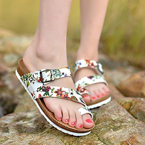 Xing Lin Sandalias De Hombre Los Hombres Zapatillas Sandalias De Verano Playa Del Hombre Zapatos Antideslizantes Sandalias De Pie Clip Female toe