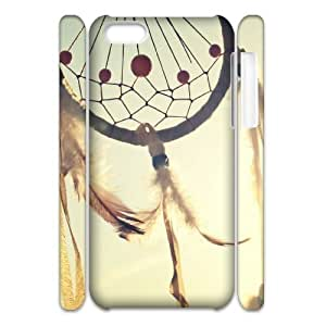 VNCASE Dream Catcher Phone Case For Iphone 4/4s [Pattern-1] by supermalls