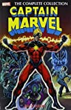img - for Captain Marvel by Jim Starlin: The Complete Collection book / textbook / text book
