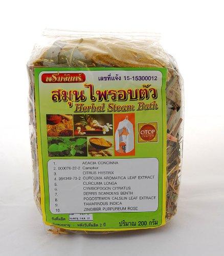 Herbal Steam Bath, Thai Herb 200g X 2 Packs