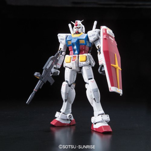 The 8 best gundam models real grade