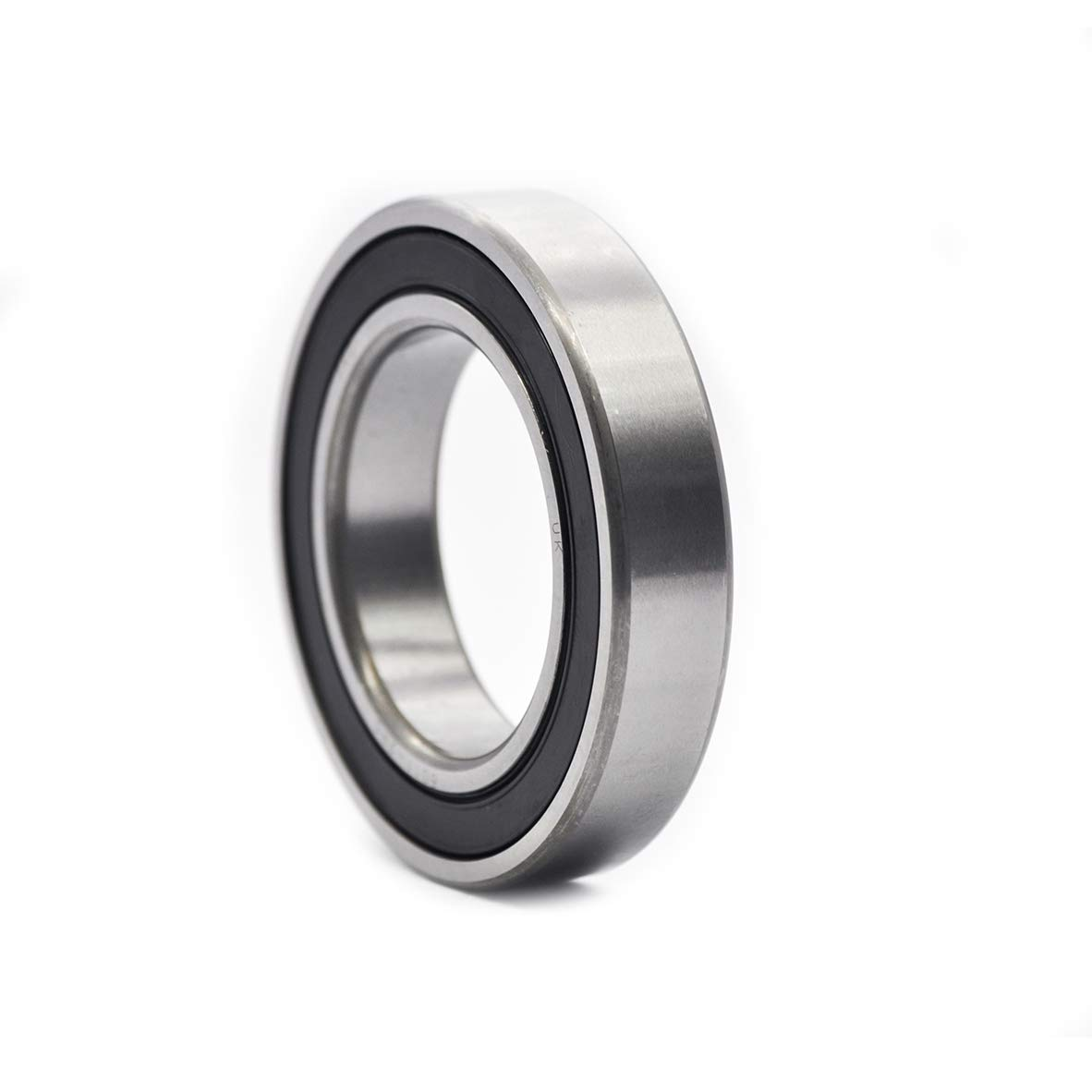 FKG 6011-2RS 55x90x189mm Deep Groove Ball Bearing Double Rubber Seal Bearings Pre-Lubricated