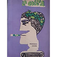 La odilea.novela,primera edicion,1968.