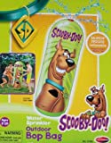 Outdoor Water Sprinkler Bop Bag : SCOOBY DOO