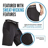 Bodyprox Baseball Sliding Shorts for
