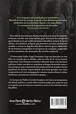 Corrupta Roma (Historia): Amazon.es: Fernández-Vega, Pedro Ángel ...