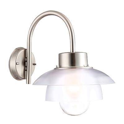 Applique Del Luminaire Mural Lampe Led Inox éclairage Extérieur