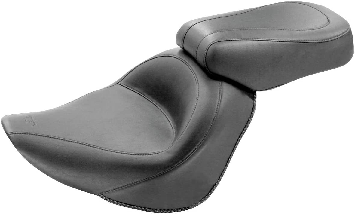 Mustang One-Piece Wide Vintage Touring Seat 75680