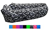 CN CUBE air-lounge-cblack Lounger, Standard, Camo Black