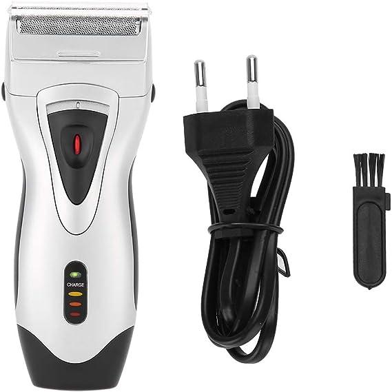 Afeitadora Eléctrica Recortadora para hombres Barba de afeitado en ...