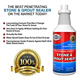 Grout & Granite Penetrating Sealer From Clean-eez