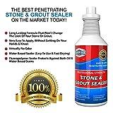 Grout & Granite Penetrating Sealer from The Floor