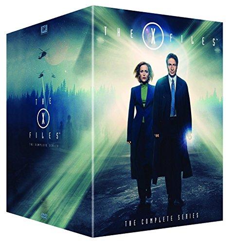The x-files - collezione completa (10 stagioni - 62 dvd) B01H74K628