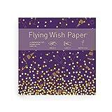 "Flying Wish Paper - Champagne Deams, Licensed Original Artwork, Large Kit, 7"" x 7"""