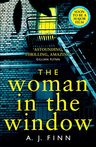 The Woman in the Window: The Hottest New Release Thriller of 2018 and a No. 1 New York Times Bestseller (Best Wine Club Of The Month Recommendations)
