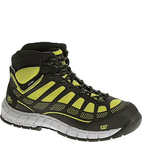 Streamline Mid Composite Toe Work Boot Size 7 C/D US, Lime