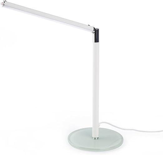 ICOCO Lámpara Metálica para Mesa Escritorio 24 LED Plegable ...