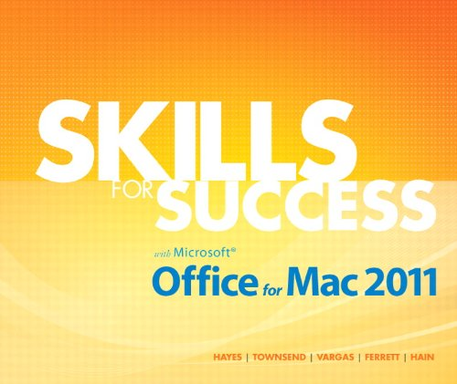 Skills for Success with Mac Office 2011