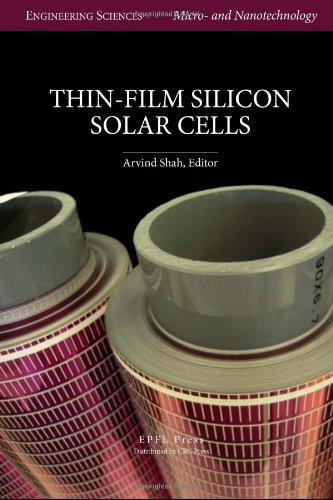 Thin-Film Silicon Solar Cells