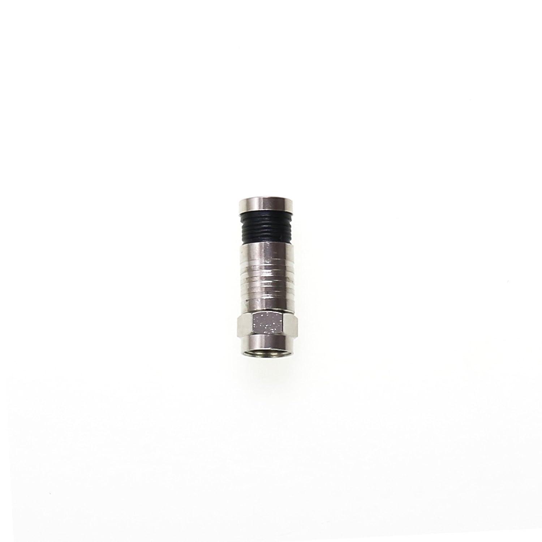 verstellbarer Drahtschneider f/ür Koaxialkabel RG 6//RG 58//RG 59//RG 174 Koaxialkabel-Abisolierzange Quetsch-Werkzeug f/ür Drahtklemmen mit 20 F-Steckern tragbares Abisolierwerkzeug f/ür Koaxialkabel